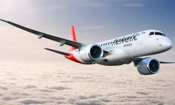 Avião Embraer E190-E2 Helvetic