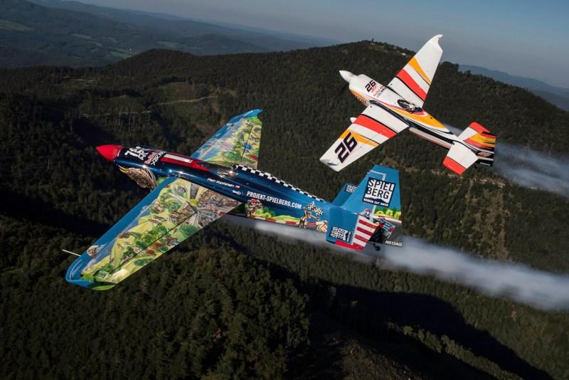 Red Bull Air Race volta à Áustria para celebrar 15 anos de
