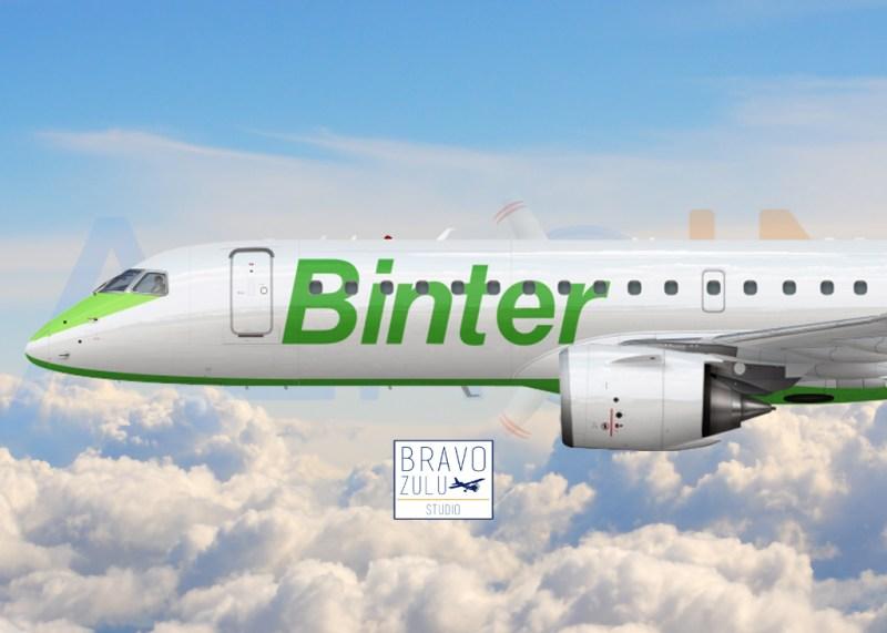 binter  u00e9 revelada como a espanhola que comprou o embraer
