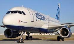 Avião Airbus A320 JetBlue