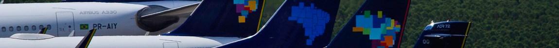 Frota Azul Viracopos Aniversário 10 Anos