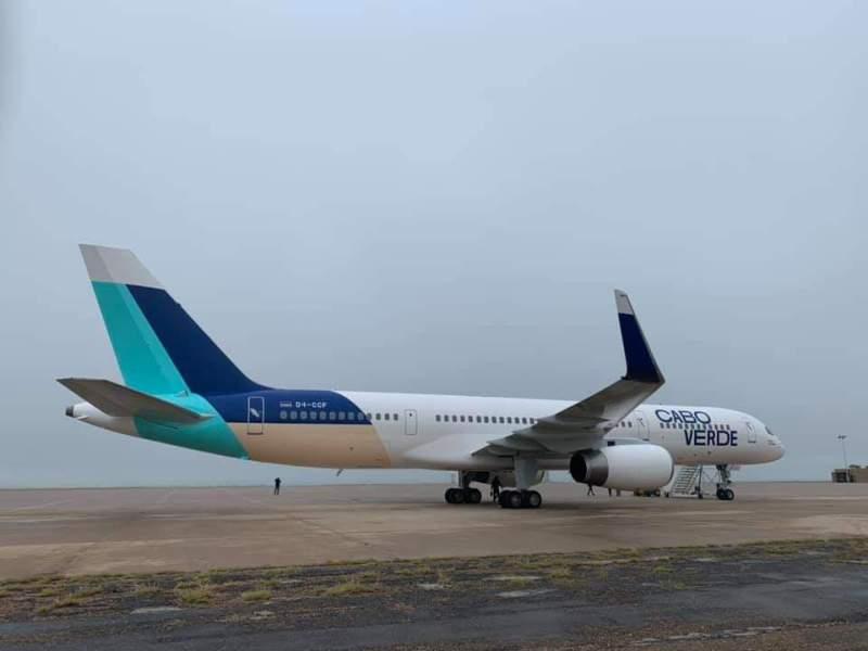 Cabo Verde Airlines Porto Alegre