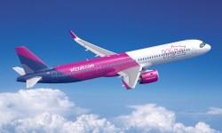 Avião Airbus A321XLR Wizz Air