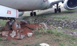 Air India Runway Excursion