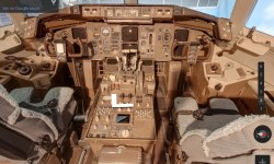 Delta Flight Museum Virtual Tour 767