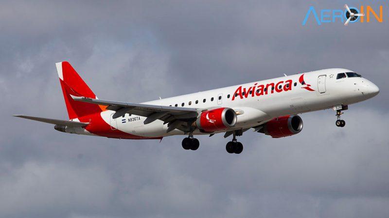 Embraer E190 da Avianca