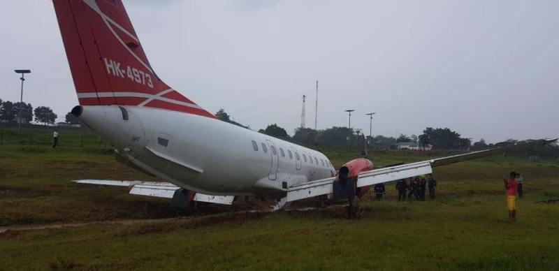 Acidente SARPA E120 Brasília
