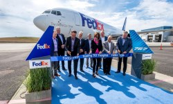 Boeing 75º 767-300F Fedex