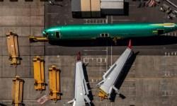 Imagem Aérea Avião Brinquedo Montar