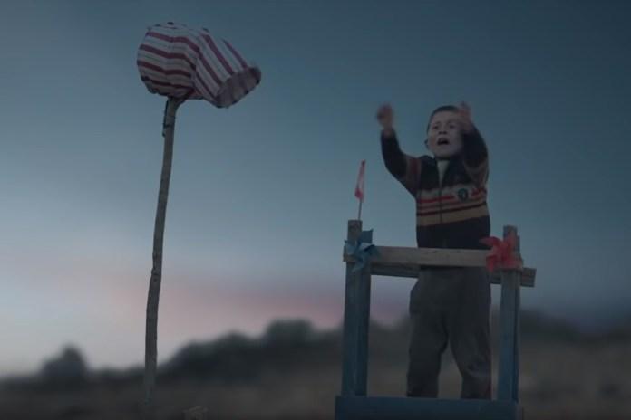 Vídeo Comercial Turkish Crianças