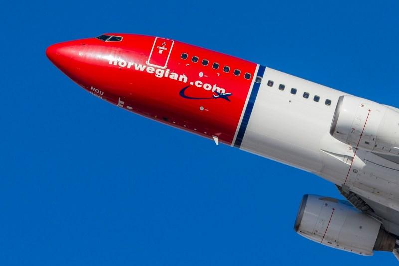 Boeing 737 Norwegian Argentina