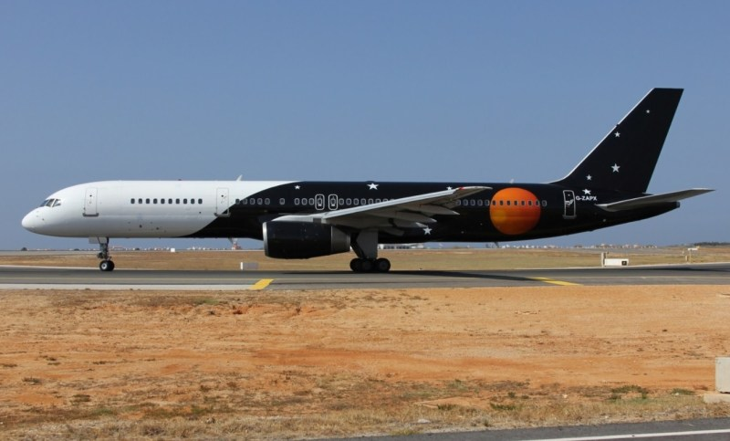 757 Titan Airways