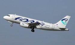 Avião Adria Airways Airbus A319