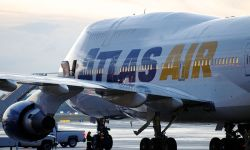 Atlas Air 747-400 Passageiros