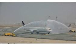 SAUDIA Saudi Arabian Airlines Primeiro 787-10