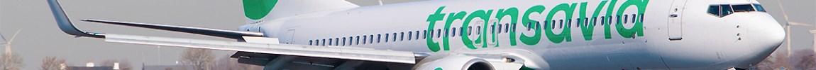 Avião Boeing 737 Transavia