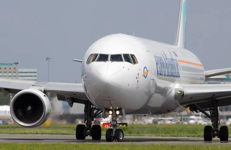 Boeing 767 EuroAtlantic