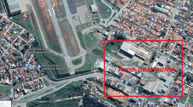 Aeroporto Sorocaba Portaria DAESP-156 Pedágio