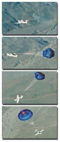 Cirrus Caps Sistema Paraquedas