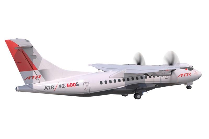 Avião Novo ATR 42-600S STOL