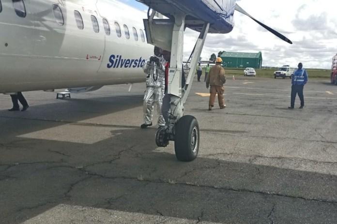 Incidente Silverston Air Service Dash 8-300 perdeu roda