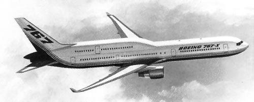Boeing 767-X