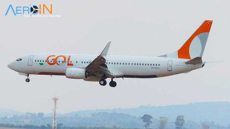 Boeing 737 GOL Transavia