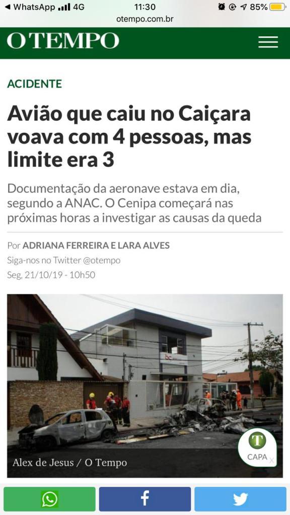 O Tempo Fake News