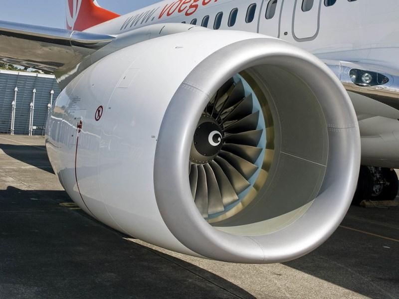 Motor Boeing 737