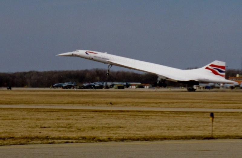 Concorde Warthog