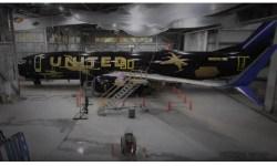 Vídeo United Pintura 737 Star Wars