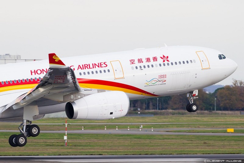 Airbus A330 Hong Kong Airlines