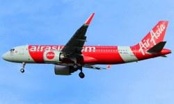 Avião Airbus A320neo AirAsia