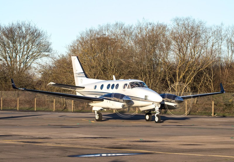 Turboélice King Air C90GT