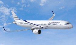 Avião Airbus A321neo CALC