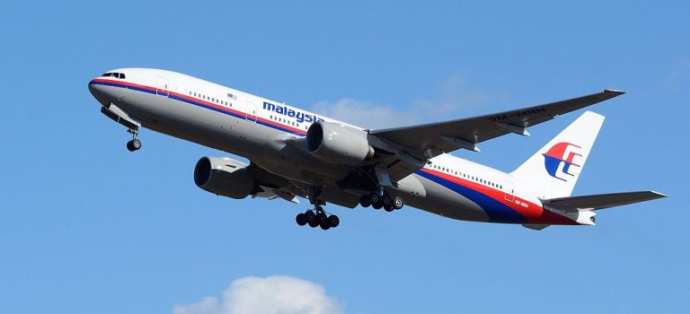 Malaysia Airlines Avião Boeing 777-200