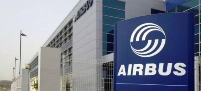 Fábrica Airbus Getafe Espanha