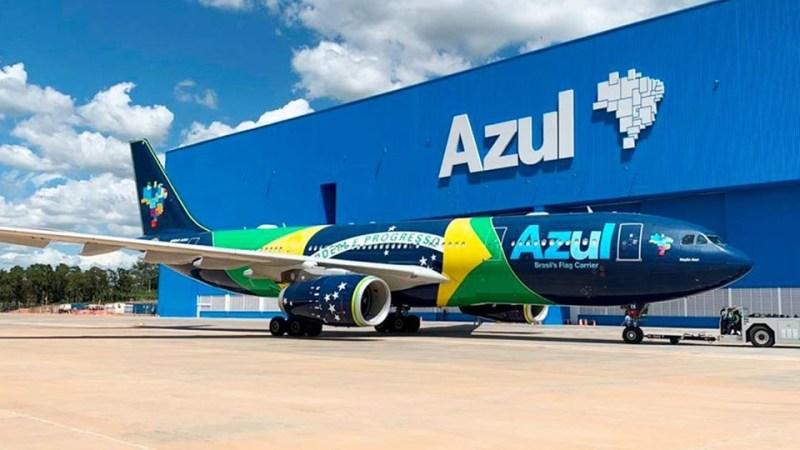 Hangar Azul A330