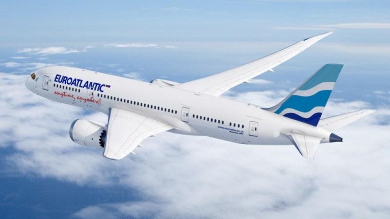 Boeing 787 Dreamliner EuroAtlantic
