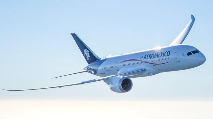 Boeing 787 AeroMéxico