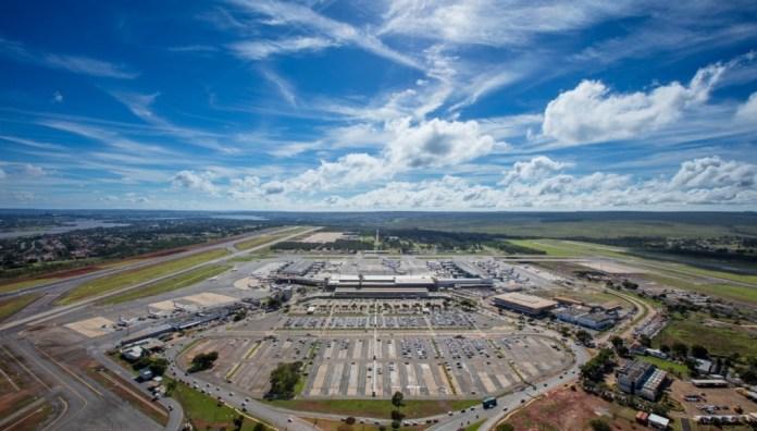 Aeroporto de Brasília Inframerica