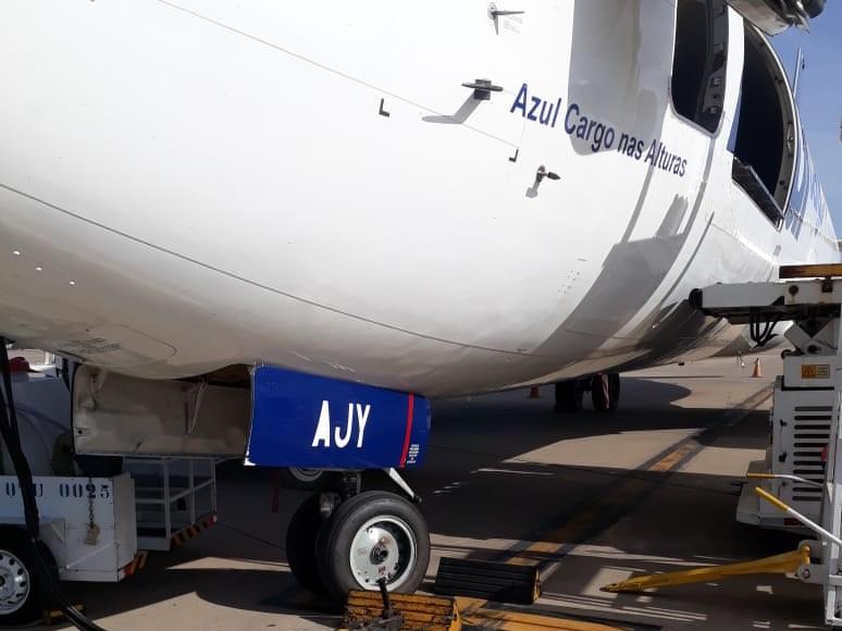 Boeing 737 Azul
