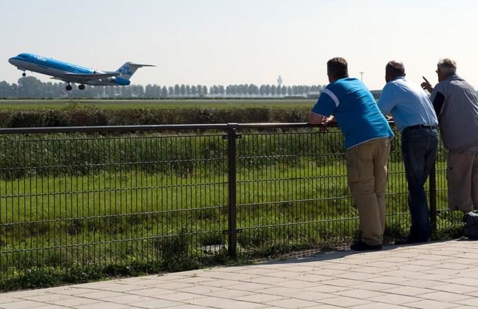 Spotting Point Aeroporto Schiphol