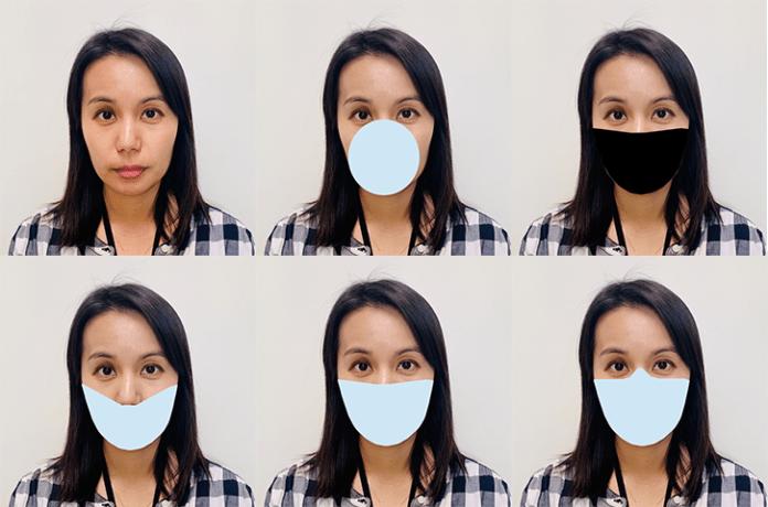 NIST pesquisa reconhecimento facial com máscara