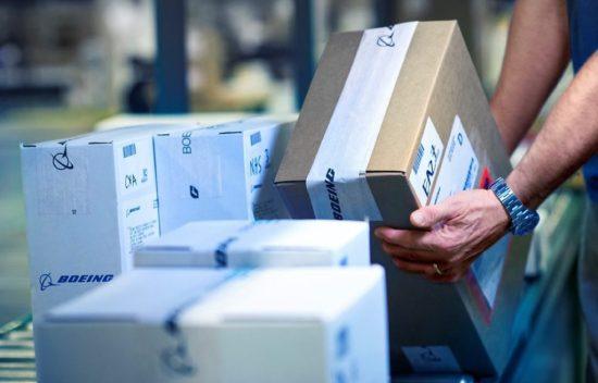 Boeing vende US$1bi de peças via ecommerce