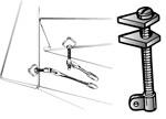 Adjustable Control Horns (QTY/PKG: 2 )
