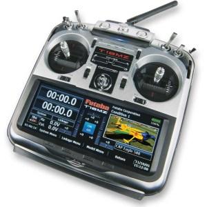 FUTABA 18 MZ 2.4GHz Computer Radio Sy