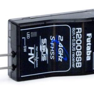 Receptor 8Ch Futaba R2008SB S-FHSS