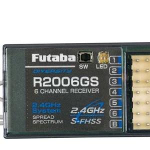 Receptor Futaba R2006GS S-FHSS