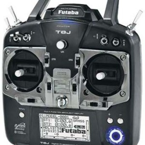 RADIO FUTABA T8J (S-FHSS 2.4GHz)